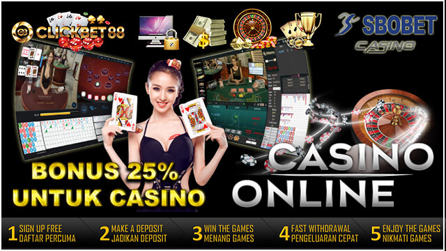 Link Alternatif Sbobet Casino